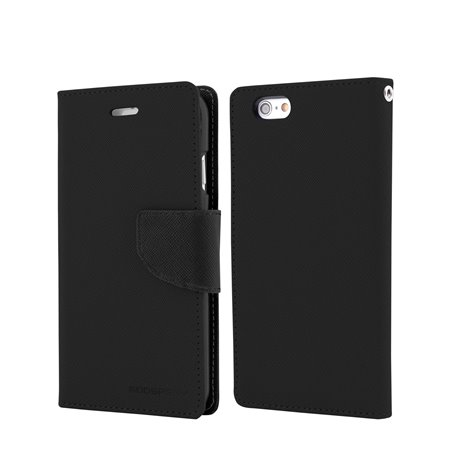 Goospery Fancy Diary Wallet Flip Cover Case by Mercury for Samsung Galaxy J3 (2017) (J327)