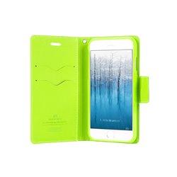Goospery Fancy Diary Wallet Flip Cover Case by Mercury for Motorola G2 (Moto G2)