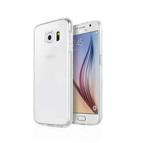 Goospery Clear Jelly TPU Bumper Case by Mercury for Asus Go (5.0) (ZC500TG)