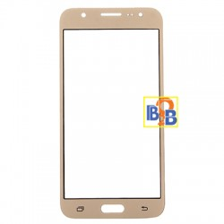 Front Screen Cover Plate / Outer Glass Lens for Samsung Galaxy J5 / J500 (Gold)