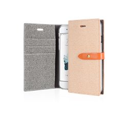 Goospery Milano Diary Wallet Flip Cover Case by Mercury for Apple iPhone 6