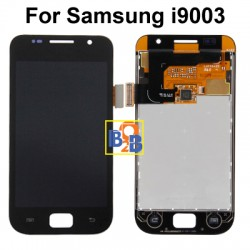 2 in 1 (High Quality LCD with High Quality Touchpad) for Samsung Galaxy SL /i9003 , Black