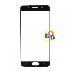 Front Screen Cover Plate / Outer Glass Lens for Samsung Galaxy A7 (2016) / A710 (Black)