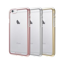 Goospery Ring 2 TPU Bumper Case by Mercury for Apple iPhone 6S Plus (6S+)