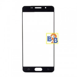 Front Screen Cover Plate / Outer Glass Lens for Samsung Galaxy A5 (2016) / A510 (Black)