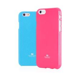 Goospery Color Pearl Jelly TPU Bumper Case by Mercury for Leagoo S9