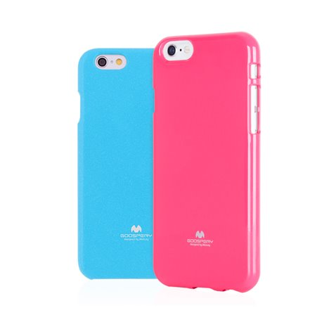 Goospery Color Pearl Jelly TPU Bumper Case by Mercury for Sony Z3 Mini (m55w)