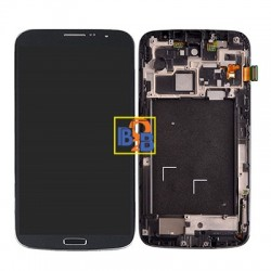 LCD Display with Touch Screen Digitizer Assembly with Frame Replacement for Samsung Galaxy Mega 6.3 / i527 (Black)