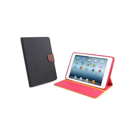 Goospery Fancy Diary Wallet Flip Cover Case by Mercury for Apple iPad Pro 2 10.5 (2nd Generation)
