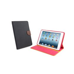 Goospery Fancy Diary Wallet Flip Cover Case by Mercury for Apple iPad Mini 4