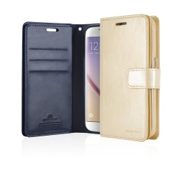 Goospery Mansoor Diary Flip Cover Case by Mercury For Samsung Galaxy Note 4 (N9106)