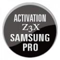 Z3X Samsung PRO Activation