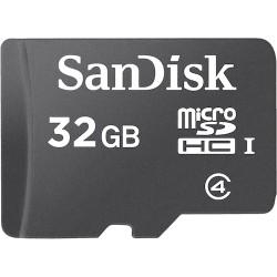 SanDisk microSDHC Memory Card 32 GB (SDSDQM-032G-B35A)