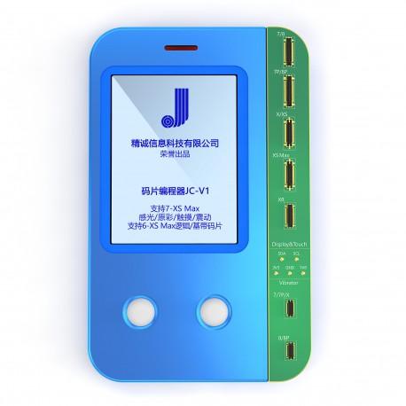JC V1 Module Light Sensor/Touch/Vibrator Data Backup Read/Write Programmer For iPhone 7/7P/8/8P/X/XS/XSmax