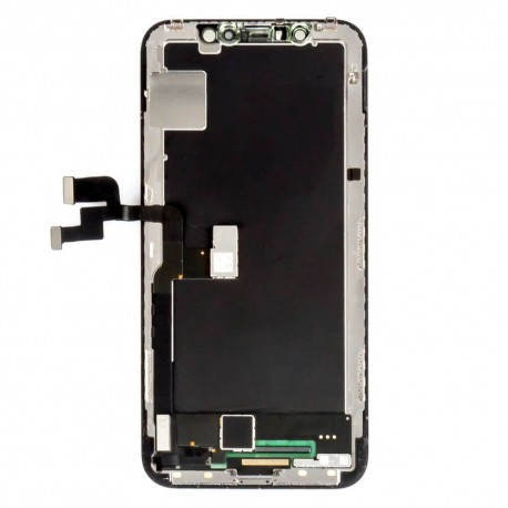 LCD & Digitizer Frame Assembly Replacement for iPhone X (BO2B Select)