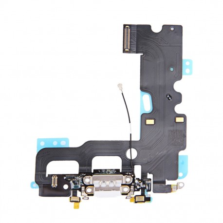 Charging Port Dock Connector Flex Cable Replacement for iPhone 7