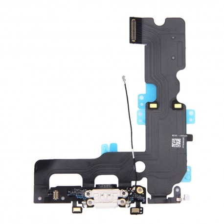 Charging Port Dock Connector Flex Cable Replacement for iPhone 7 Plus (7+)