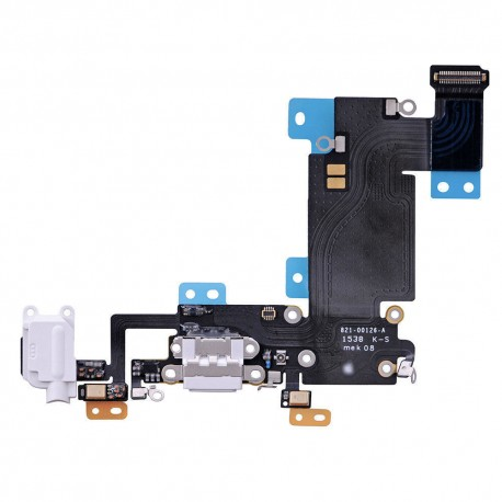 Charging Port Dock Connector Flex Cable Replacement for iPhone 6S Plus (6S+)