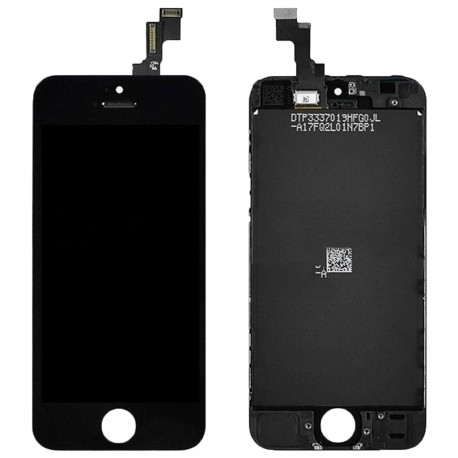 LCD & Digitizer Frame Assembly Replacement for iPhone 5S (BO2B Eco)