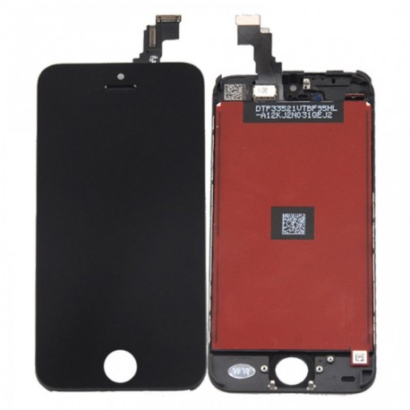LCD & Digitizer Frame Assembly Replacement for iPhone 5C (BO2B Eco)