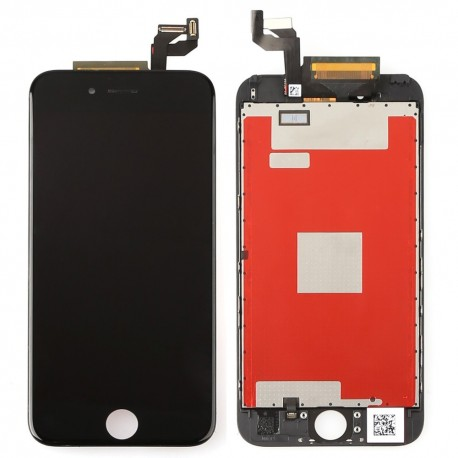 LCD & Digitizer Frame Assembly Replacement for iPhone 6S (Black) (BO2B Premium)