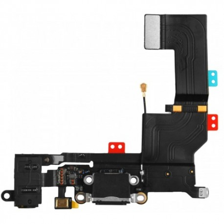 Charging Port Dock Connector Flex Cable Replacement for iPhone 5SE