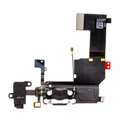 Charging Port Dock Connector Flex Cable Replacement for iPhone 5C
