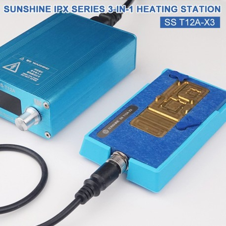 Sunshine SS-T12A-X3 Module Adaptor for ST-12A Motherboard Repair Heating Platform