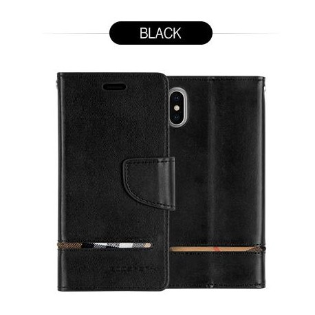 Goospery Persona Diary Flip Cover Case by Mercury for Huawei Mate Series