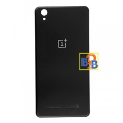 Battery Back Cover for OnePlus X (Black)