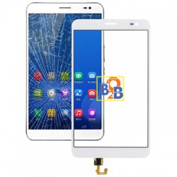 Front Screen Outer Glass Lens for Huawei Honor X1 (7D-501U)