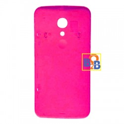 Battery Back Cover for Motorola Moto G2 / XT1063 / XT1068 / XT1069(Magenta)