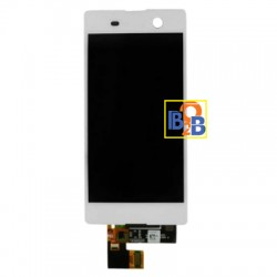 LCD Screen & Touch Screen Digitizer Assembly for Sony Xperia M5 / E5603 / E5606 / E5653 (White)