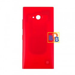 Nokia Lumia 735 Battery Back Cover (Red)