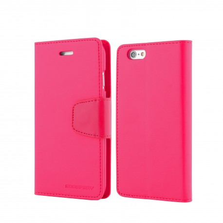 Goospery Sonata Diary Wallet Flip Cover Case by Mercury for Apple iPhone 5C