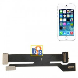 LCD Touch Screen Test Extension Cable, LCD Flex Cable Test Extension Cord for iPhone 5S(Black)