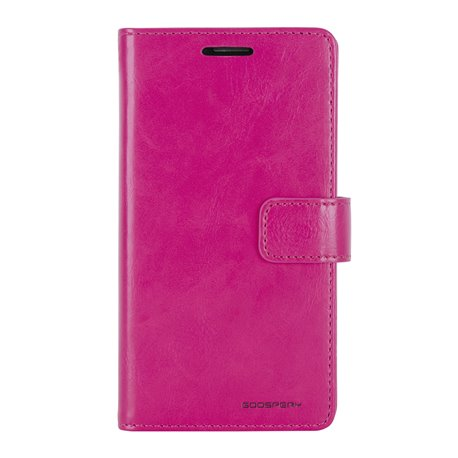 Goospery Blue Moon Diary Wallet Flip Cover Case by Mercury for Apple iPhone 6
