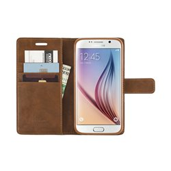 Goospery Blue Moon Diary Wallet Flip Cover Case by Mercury for LG G6 (G6)